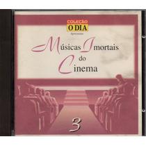 Cd Coleção O Dia - Músicas Imortais Do Cinema - Volume 3