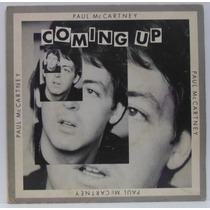 Compacto Vinil Paul Maccartney - Coming Up - 1980 - Mpl