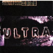 Lp Vinil Depeche Mode Ultra [180 Gram] =import= Novo Lacrado