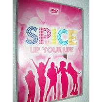 Dvd Spice Girls Spice Up Your Life Melanie, Emma, Geri, Dana