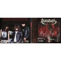 Sepultura - Morbid Visions / Bestial Devastation ( Digipack
