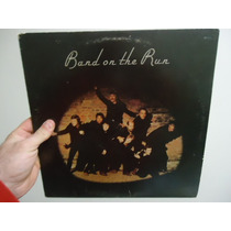 Lp - Paul Mccartney - Band On The Run - Importado - Encarte