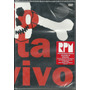 Dvd-rpm Paulo Ricardo-rádio Pirata Ao Vivo