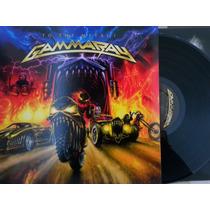 Lp - Vinil - Gamma Ray - To The Metal - Novo - Lacrado