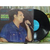 Adelino Moreira Nelson Gonçalves Nubia Carlos Nobre Lp Rca