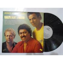 Lp - Carlito, Baduy E Voninho / Desquite De Pobre / 1988
