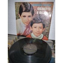 Gilberto E Gilmar Homenagem A Mãezinha Lp Raro 1970