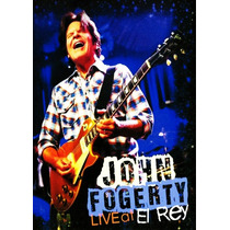 Dvd John Fogerty Live At El Rey Theatre- 1 Night Only 2013