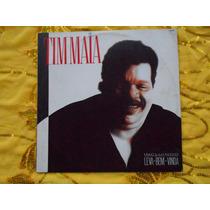 Lp Tim Maia P/1985- Leva