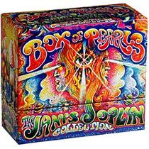 Janis Joplin - Box Of Pearl Collection - 5 Cds Lacrado