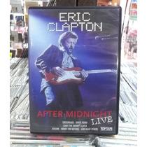 Eric Clapton After Midnight Live Dvd Original Excelente