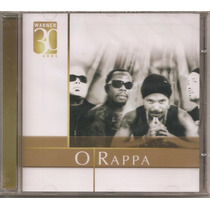 O Rappa - Warner 30 Anos - Cd Raro - Lacrado