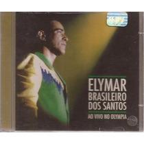 Cd Elymar Santos - Brasileiro Dos Santos Ao Vivo No Olympia