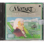 Cd Mozart - Greatest Hits