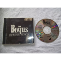 Cd The Beatles Past Master Volume One - Rock Classico