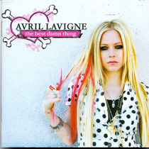Cd Avril Lavigne - The Best Damn Thing - Novo***