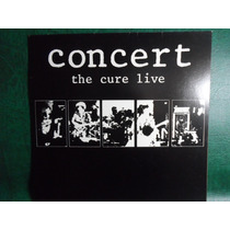 Lp - The Cure - Concert Live - Vinil