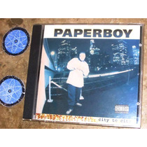 Cd Paperboy - City To City (1996)