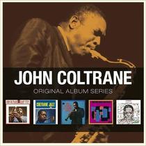 Cd Boxset John Coltrane Original Album Series [eua] 5 Discos