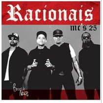 Racionais Mc¿s 25 - Cd - Original