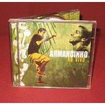 Cd Armandinho Ao Vivo
