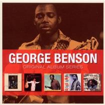 Cd Boxset George Benson Original Album Series [eua] 5 Discos