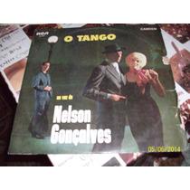 Lp Vinil O Tango Na Voz De Nelson Gonçalves.