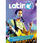 Dvd Latino 10 Anos Ao Vivo Original + Frete Grátis