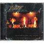 Cd Edguy - Burning Down The Opera - Live - Cd Duplo