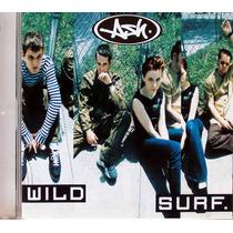 Cd Single - Ash - Wild Surf Part 1 (importado)