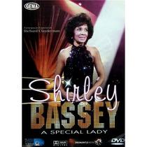 Dvd - Shirley Bassey: A Special Lady Novo Lacrado!
