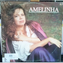 Lp Mpb: Amelinha - Mistérios Do Amor - Frete Grátis