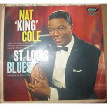 Compacto Nat King Cole St Louis Blues 45 Rpm Capitol Holland