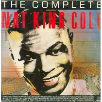 Lp Nat King Cole - The Complete Nat King Cole -som Livre 92