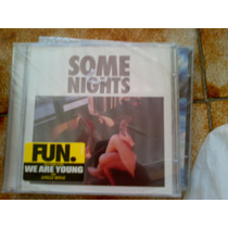 Cd Fun. - Some Nights - Original, Novo, Lacrado!