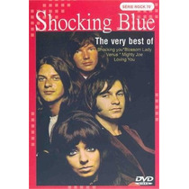 Dvd Shocking Blue Very Best Of (1997) - Novo Lacrado