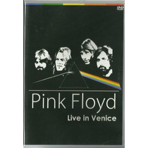 Pink Floyd - Live In Venice -dvd Raro Novo Lacrado Original