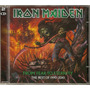 Cd Duplo Iron Maiden - From Fear To Eternity Importado Uk