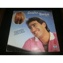 Lp Sandro Becker Vol.6, Disco Vinil, Ano 1986