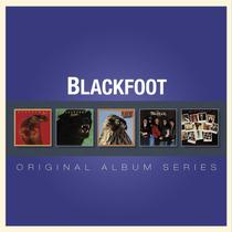 Cd Box Blackfoot Original Album Series [eua] Novo Lacrado