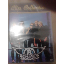 Dvd Aerosmith Clip Collection-lacrado Fabrica.