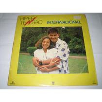 Hipertensão Internacional - 1987 - Lp - Sigla
