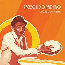 Cd Jackson Do Pandeiro - Chiclete Com Banana (28 Musicas)