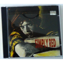 Cd Simply Red - Picture Book
