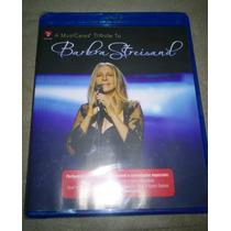 Blu-ray Barbra Streisand: A Musicares Tribute To (lacrado)