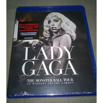 Blu-ray Lady Gaga: Monster Ball Tour Madison Square (lacrado
