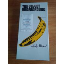 Velvet Underground Peel Slowly And See 5 Cds Novo Lacrado