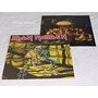 Lp Iron Maiden Piece Of Mind Made In Japan 1983 Emi
