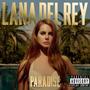 Lp Lana Del Rey Paradise 180g Importado Novo Usa