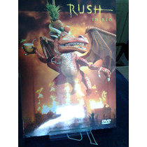 Rush - Rush In Rio Duplo. (frete Grátis)